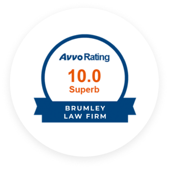 brumley law firm superb avvo rating