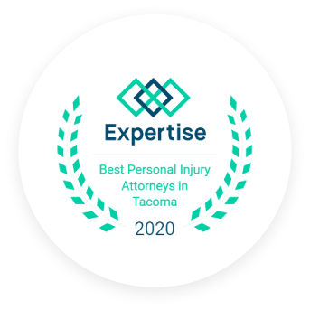 best personal injury attorneys in tacoma award