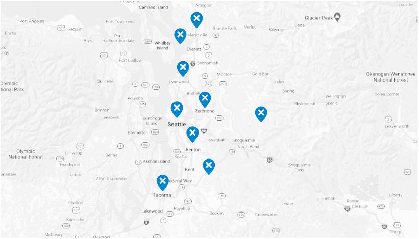 Brumley Law Firm Washington Locations